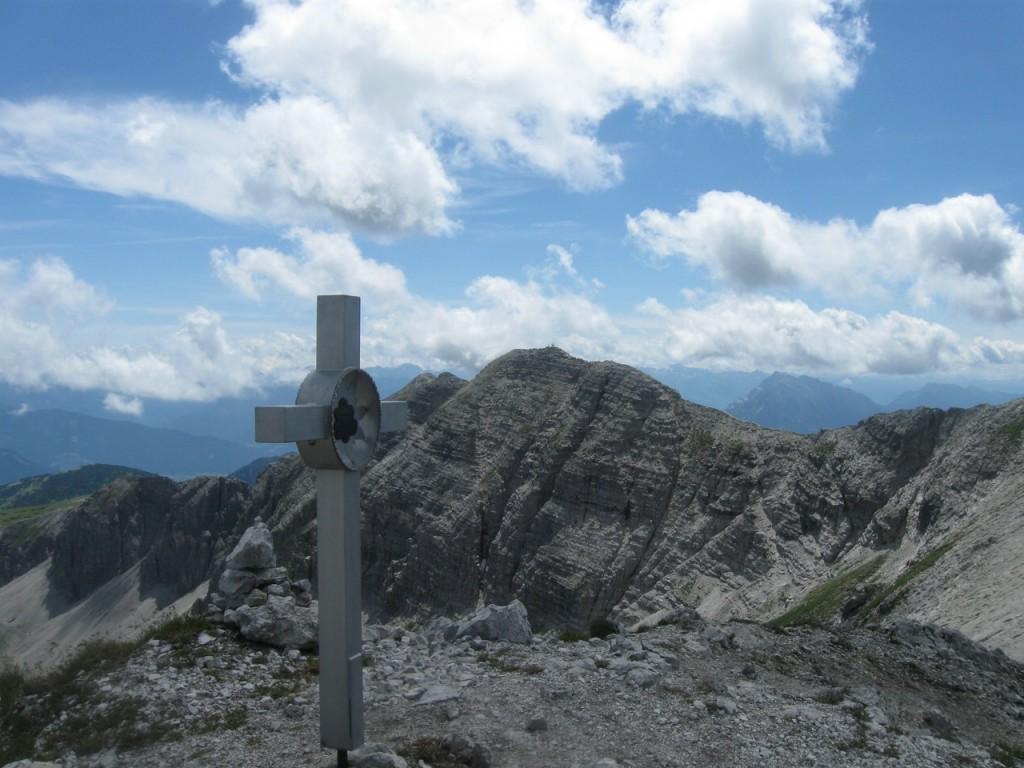 GipfelkreuzKaminspitz