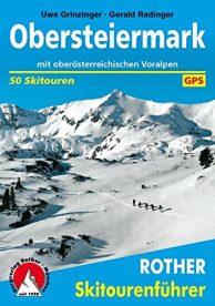 CoverGrinzingerObersteiermarkRotherSkitourenführer