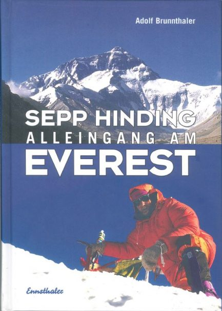 CoverBrunnthalerSeppHindingAlleingangamEverest